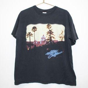 Hotel California Eagles Band T-Shirt